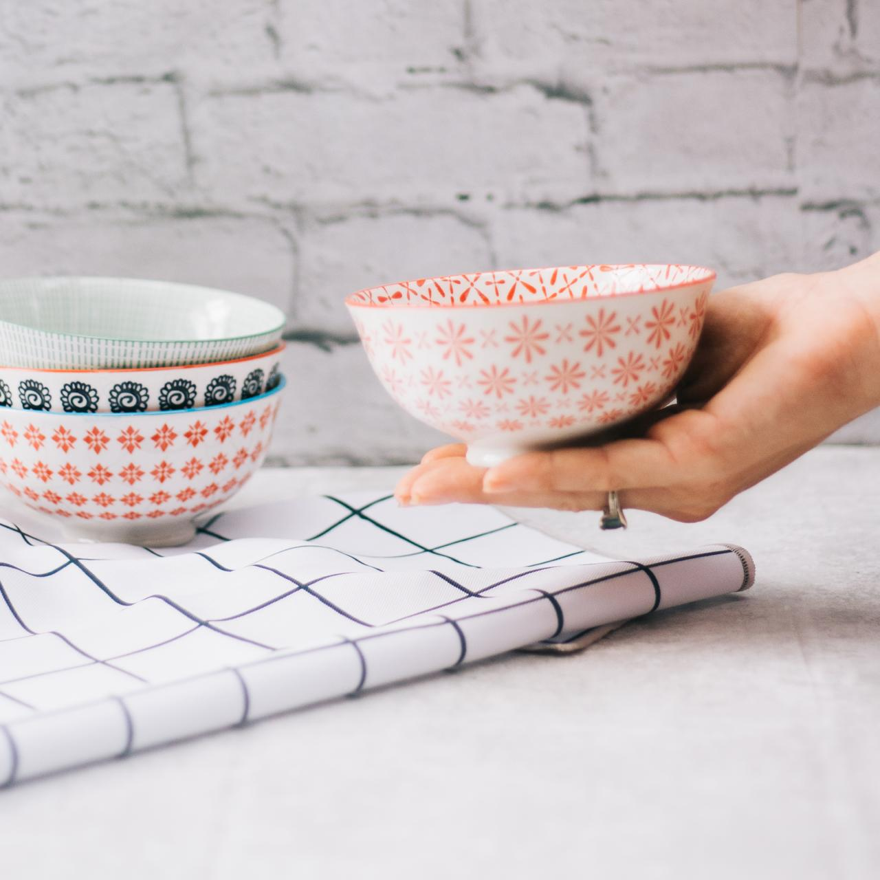 bowl rosa