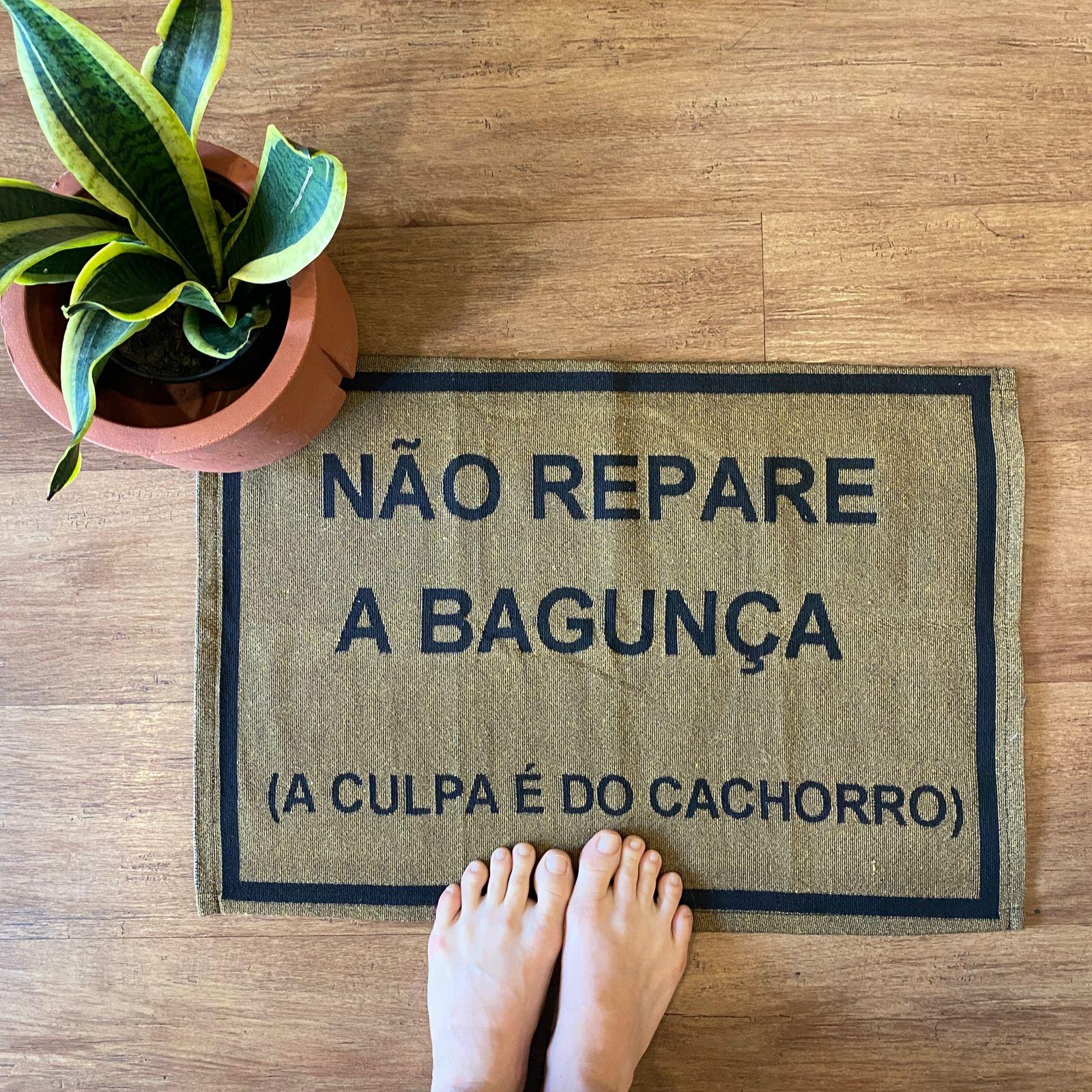 TAPETINHO BAGUNÇA