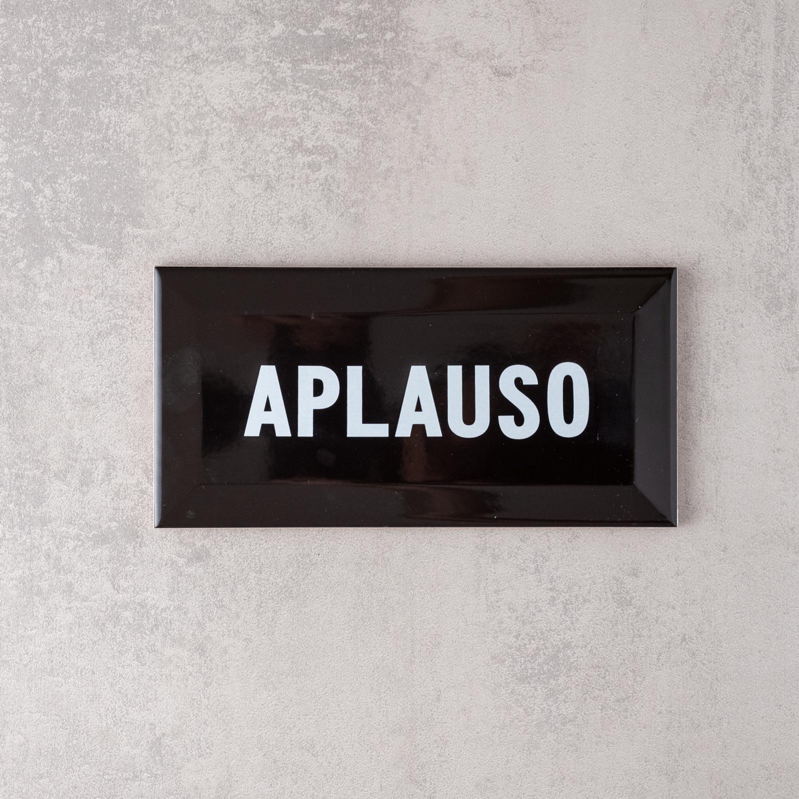 AZULEJO APLAUSO