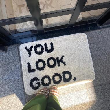 TAPETINHO YOU LOOOK GOOD